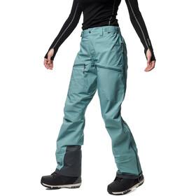 Houdini Purpose Pants Dam poler green